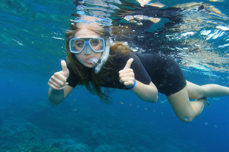 Mnemba Island Snorkeling Tour